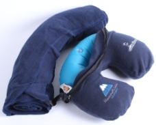 Travel Billow –Amazing Fusion Of Travel Pillow & Fleece Blanket
